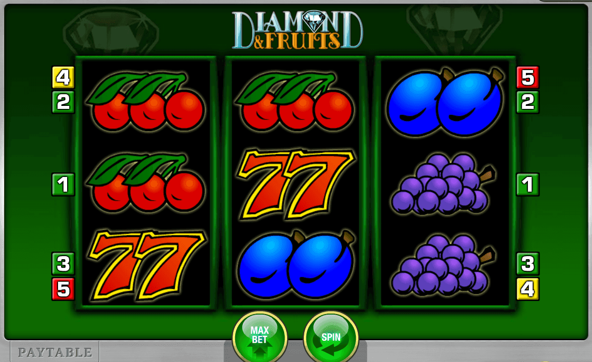 Diamond & Fruits