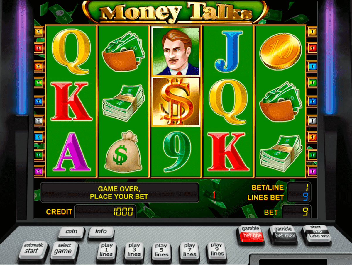 Money game slot online