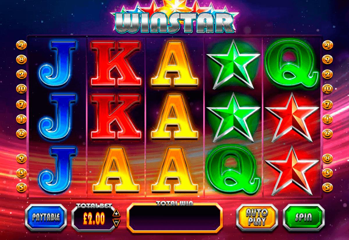 Best slot machine winstar