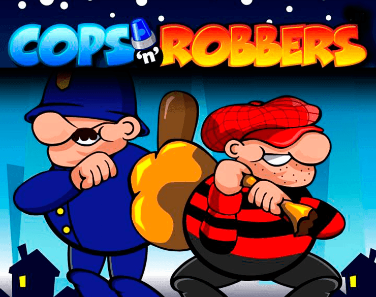 cops and robbers online slot playn go