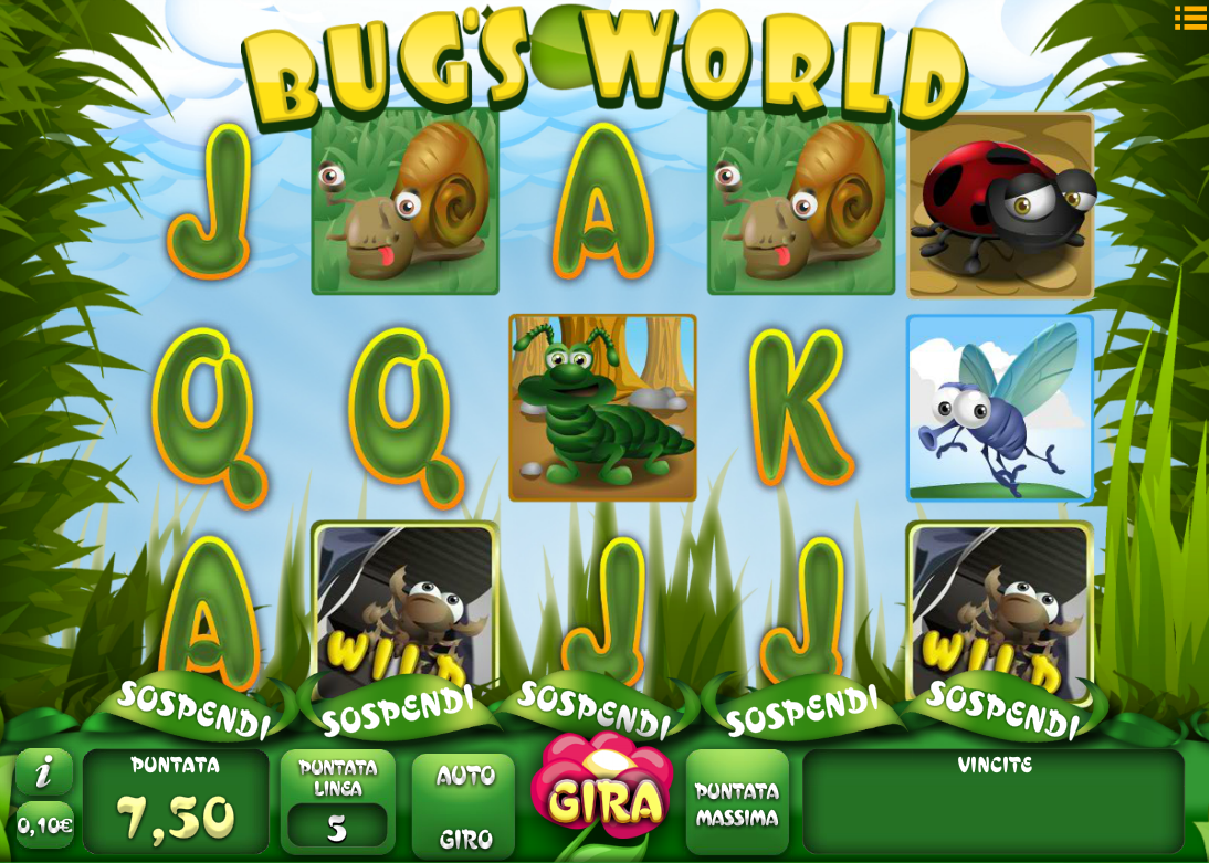 Bug's World