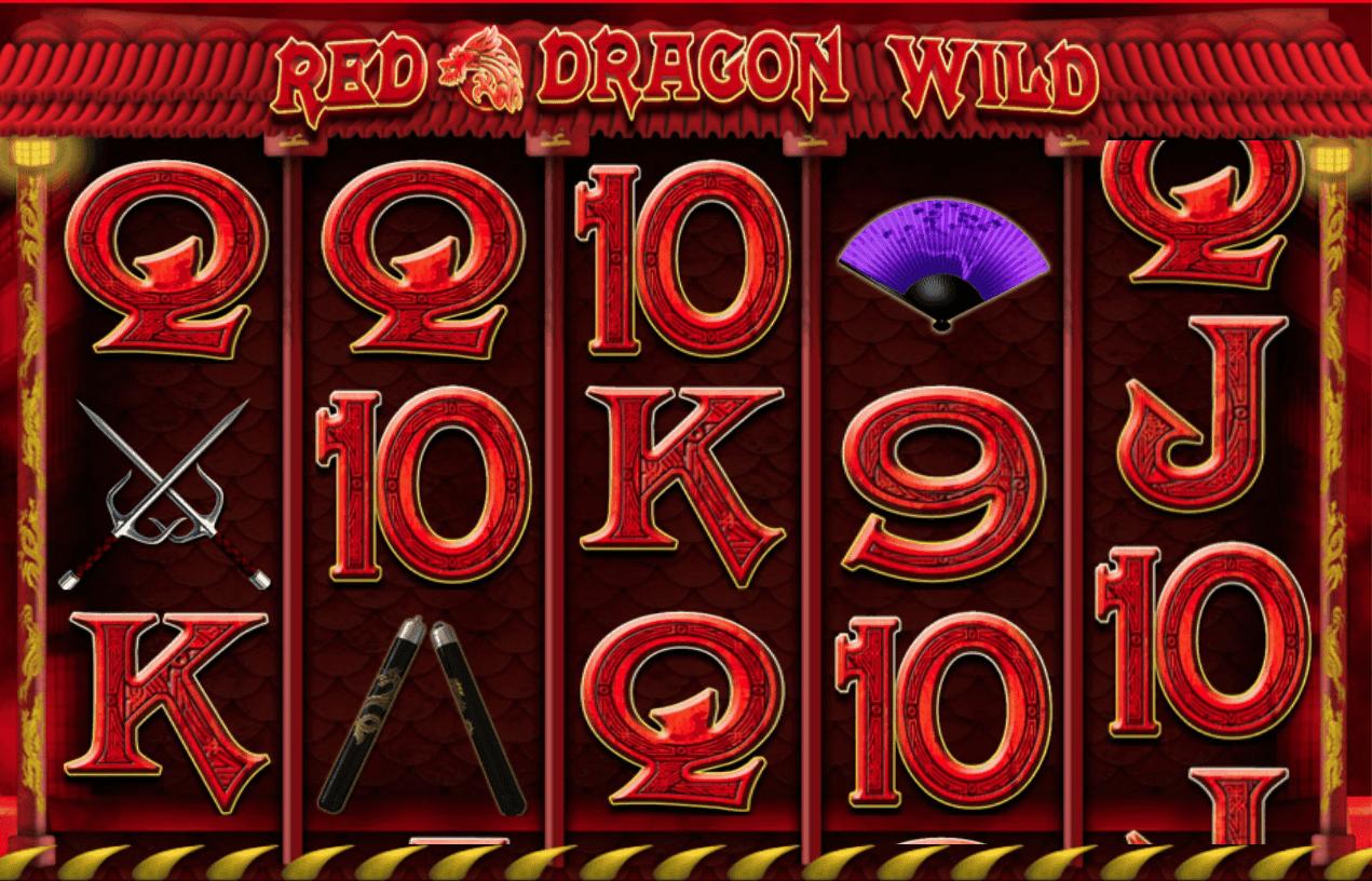 Red Dragon Wild