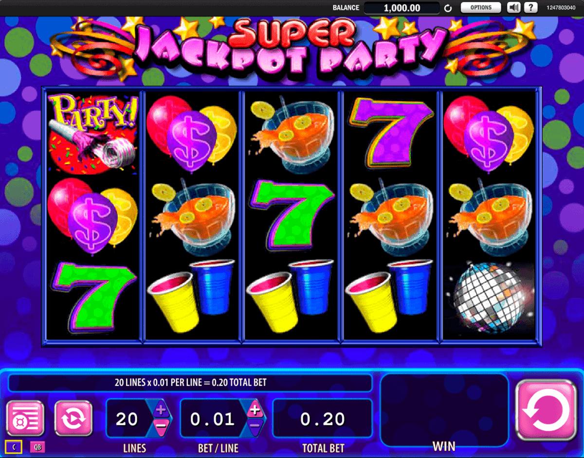 Super Jackpot Party
