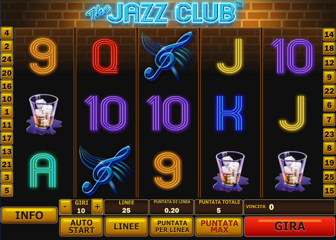 The Jazz Club