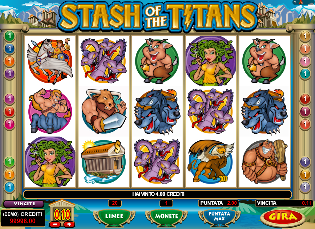 The Stash of the Titans