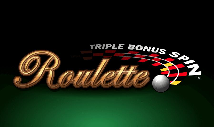 Triple Bonus Spin Roulette